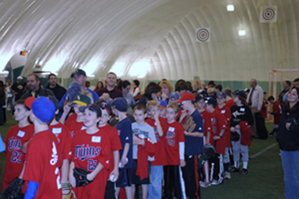 Brendan Harris Baseball Camp